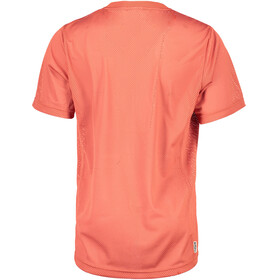 Maloja ErnestM. Short Sleeve Freeride Jersey Men maple leaf